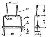 Оголовок ОГ-4 (3.407.1) 2,4 кг