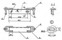 Накладка ОГ-8 (3.407.1) 3,1 кг